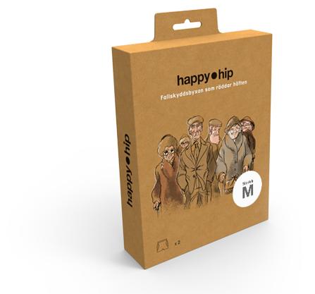Happy Hip - Förpackning